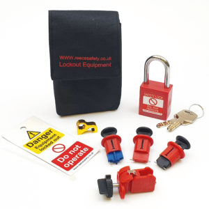 SCB Starter MCB Lockout Kit