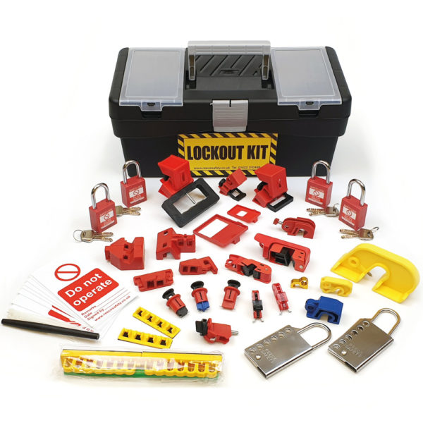 UCB Ultimate MCB Lockout/Tagout Kit