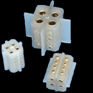 Branch connectors suitable for 6-400mm2 cables