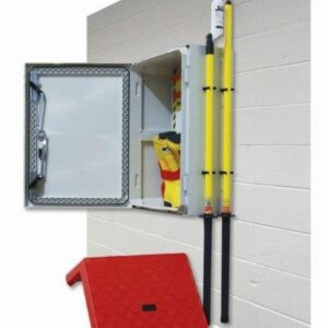 Substation Rescue Kit- Wall Mounted 24kV